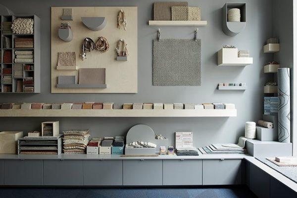 Vårt showroom
