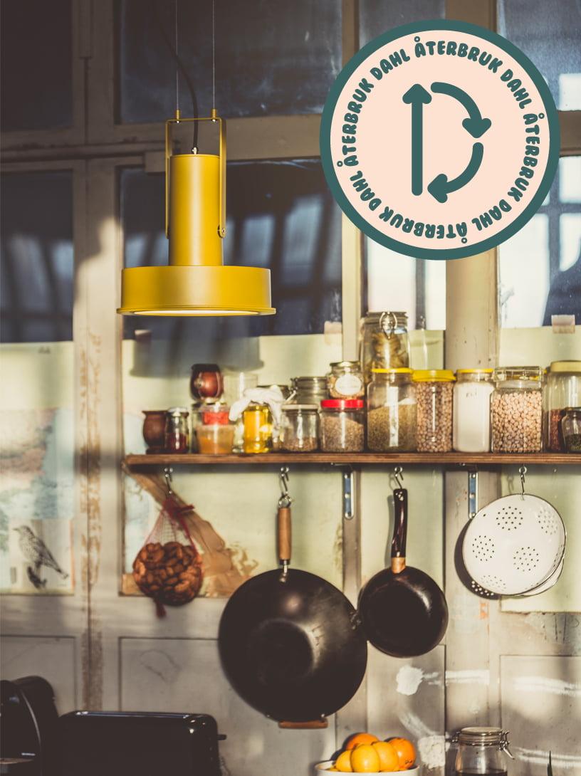 Dahl återbruk - Ett hållbart koncept