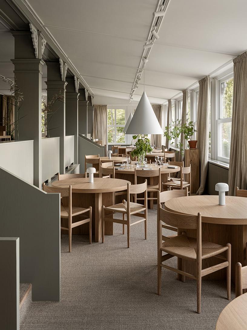 Projekt: Restaurang Emmer - Lotta Agaton Interiors