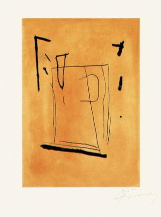 Dahlagenturer - Albert Ràfols-Casamada, 56x76cm