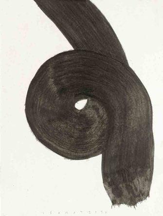 "Dahlagenturer - Marcos Isamat ""3"", 16x21cm"