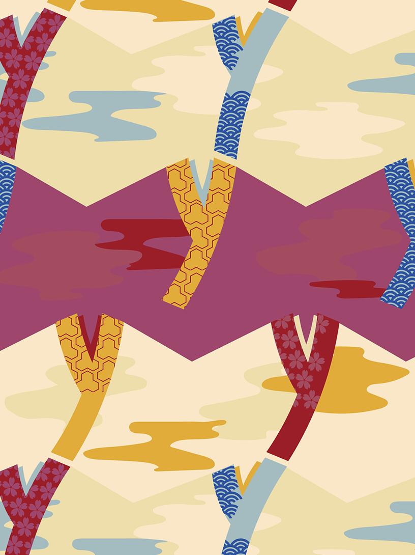 Printade mattor för projekt - Du har väl inte missat vår mönsterbank?